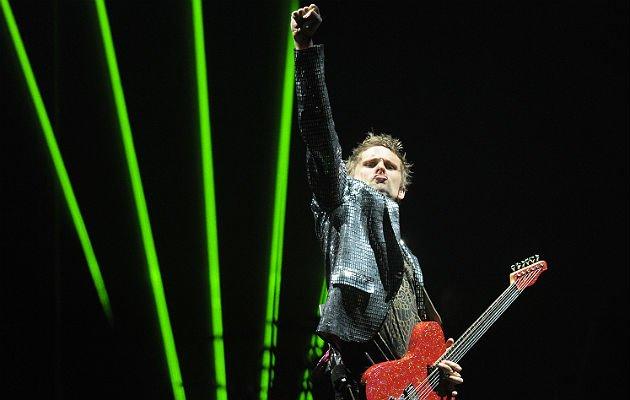Muse tour dates in Brisbane