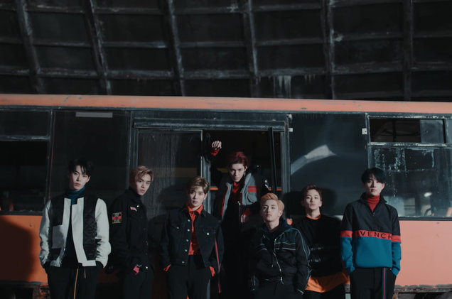 Upcoming100-NCT U Shows the World Who Is Boss in ...