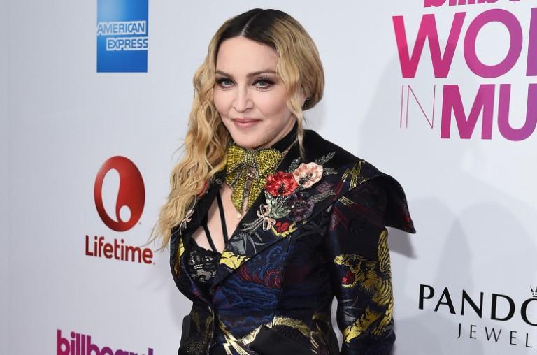 George Floyd Tattoo: Upcoming100-Madonna Calls George Floyd Murder Most